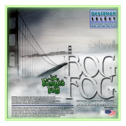 Froggy's Fog Bog Fog - Extreme High Density Fog Fluid (330 Gallon Tote)