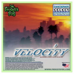 Froggy's Fog Velocity - Fast Dissipating Fog Fluid (330 Gallon Tote)