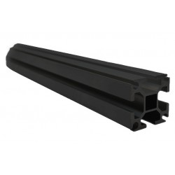 "ModTruss 3"" x 3"" Extrusion - Black Anodized Finish (priced per foot)"