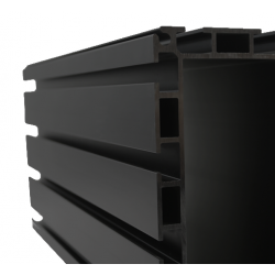 "ModTruss 6"" x 12"" Extrusion - Black Anodized Finish (priced per foot)"