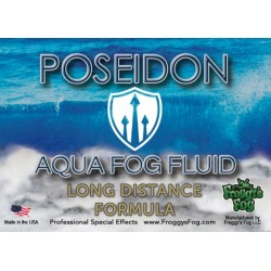 Froggy's Fog Poseidon Fogger Long Distance Fluid (330 Gallon Tote)