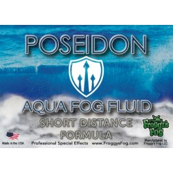 Froggy's Fog Poseidon Short Distance Fogger Fluid (330 Gallon Tote)