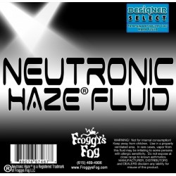 Froggy's Fog Neutronic Hazer Fluid (330 Gallon Tote)