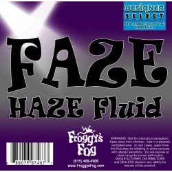 Froggy's Fog Faze Haze Fluid (275 Gallon Tote)
