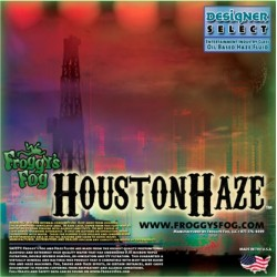 Froggy's Fog Houston Haze Fluid (330 Gallon Tote)