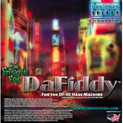 Froggy's Fog DaFiddy Haze Fluid for DF-50 Hazers (330 Gallon Tote)