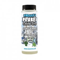 Froggy's Fog Dry Snow Fluid Concentrate