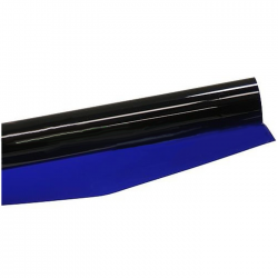 Rosco Roscolene 866 Dark Urban Blue - 24in. x 50' Gel Roll