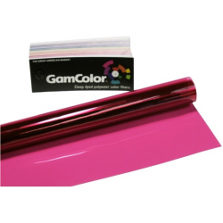 Rosco GamColor 152 Party Pink - 20in. x 24in. Sheet