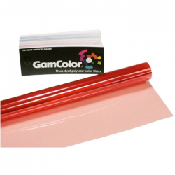 Rosco GamColor 305 French Rose - 20in. x 24in. Sheet