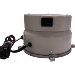 "MB 120E Motor Box w/ Rotating Electrical Outlet (4 Amp Outlet) - 17"" Steel Top - 100 lb. Capacity"