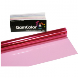 Rosco GamColor 155 Light Pink - 20in. x 24in. Sheet
