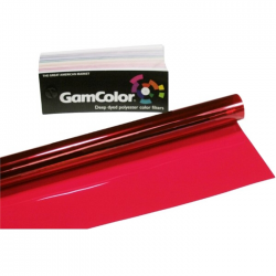 Rosco GamColor 180 Cherry - 20in. x 24in. Sheet