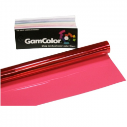 Rosco GamColor 190 Cold Pink - 20in. x 24in. Sheet