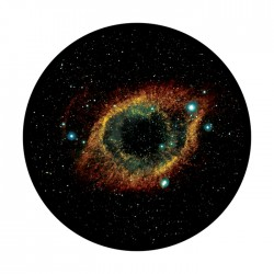 Apollo ColourScenic Glass Gobo 3494 Eye In Space