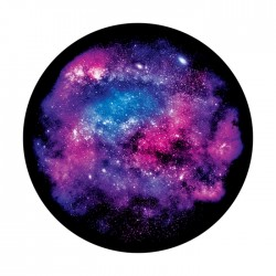 Apollo ColourScenic Glass Gobo 3510 Time 'N Space