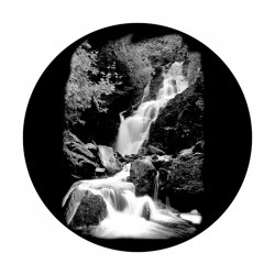 Apollo SuperRes High End Glass Gobo 1347 Waterfall