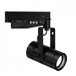 ETC Irideon WLZ Wash Light Zoom Fixture - (80 + CRI) 3000K with DMX Control - Canopy Mounted