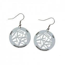 Apollo Gobo Earrings - Beams