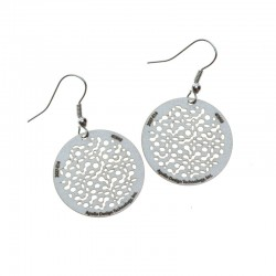 Apollo Gobo Earrings - Splotches