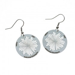 Apollo Gobo Earrings - Tempest