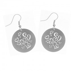 Apollo Gobo Earrings - Whimsical Hearts