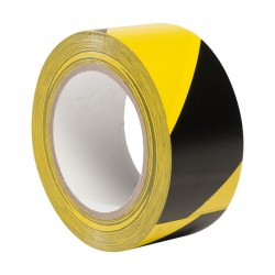 "Apollo Safety Tape - 2"" - Yellow / Black"