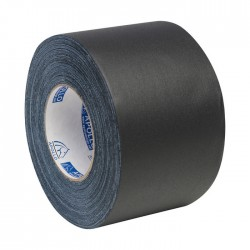 "Apollo Gaffer Tape - 4"" - Black - Special Order"