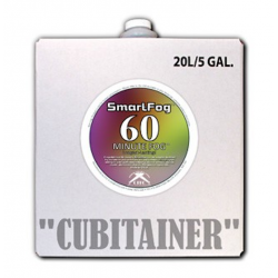 CITC SmartFog 60 Minute Longest-Lasting Fog Fluid - 5 Gallon Cubitainer