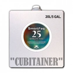 CITC SmartFog - 25 Minute Regular Fog Fluid - 5 Gallon Cubitainer