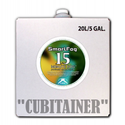 CITC SmartFog - 15 Minute Fog Fluid - 5 Gallon Cubitainer