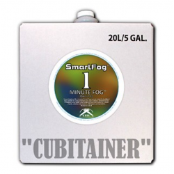 CITC SmartFog - 1 Minute Quick Fog Fluid - 5 Gallon Cubitainer