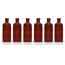 City Theatrical 5 1/2-inch Brown Medicine Bottle Case Price