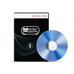 ADJ Media Master Express 5 (Backup Boxed Version)