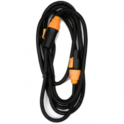 Accu-Cable 10' IP65 Power Link Cable - Male to Female