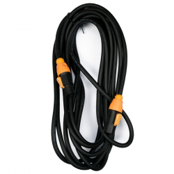 Accu-Cable 25' IP65 Power Link Cable - Male to Female