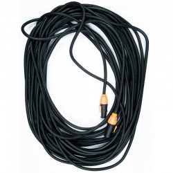 Accu-Cable 100' IP65 Power Link Cable - Male to Female