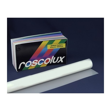 Rosco Roscolux 118 Tough 1/4 White Diffusion - T12 24in. Gel Sleeve