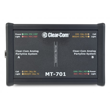 Clear-Com MT-701 - Isolator PCB for PL Interface
