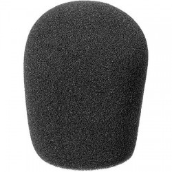 Telex RTS Black Windscreen Pop Filter
