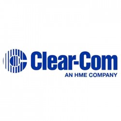 Clear-Com CC-110 spare cable with XLR(m) 5 pin