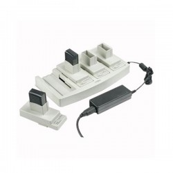 Telex RTS CHG-240 4 Bay Battery Charger for BP-240 Batteries