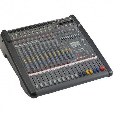 Dynacord PowerMate 1000-3 10‑channel Compact Power‑Mixer