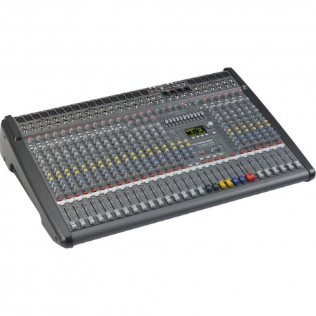 Dynacord PowerMate 2200-3 22‑Channel Compact Power‑Mixer
