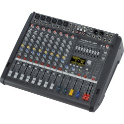 Dynacord PowerMate 600-3 8‑channel Compact Power‑Mixer