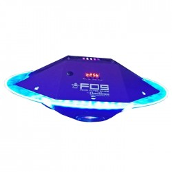 OmniSistem FOS (From Outer Space) 75W LED Effect Light