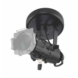 ETC Source Four Mini LED Gallery Canopy Fixture Body (4MLGFB-I)