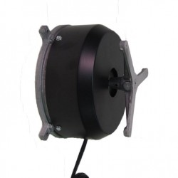 WM 120 Wall Mount Turner with No Top - 2 RPM - 40 lb. Capacity