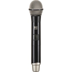Electro-Voice HT300C Dynamic Microphone Transmitter and PL22 Cardioid