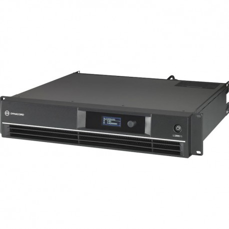 Dynacord L1800FD DSP 2x950W Power Amplifier for Live Performance Applications